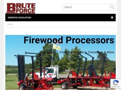 Firewood Processors & Log Splitters