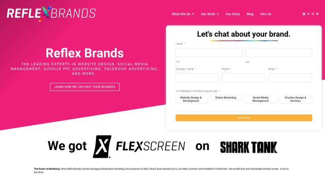 Reflex Brands