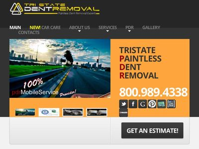 Mercedes Benz Paintless Dent Removal