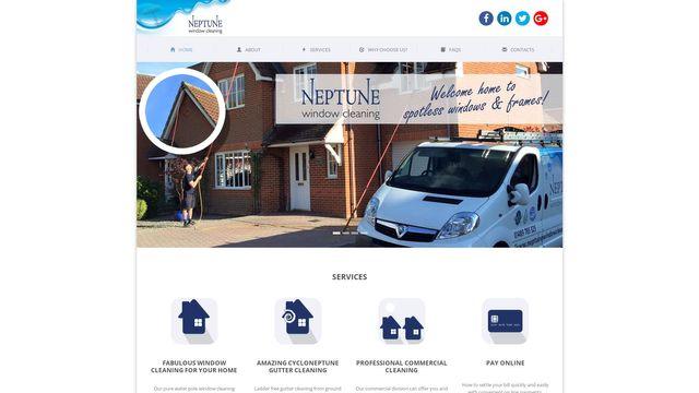 Neptune Window Cleaning Ltd