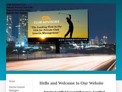 Club Advisors Llc