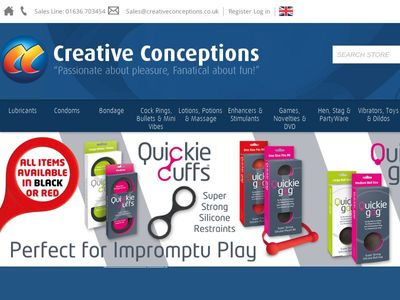 Creative Conceptions Ltd