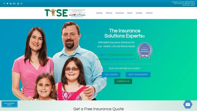 The Insurance Solutions Experts