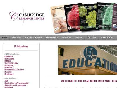 The Cambridge Research Centre
