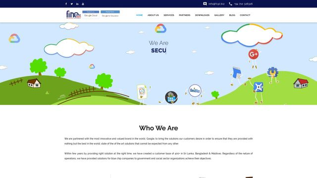Finetech Solutions Lanka (Pvt) Ltd.