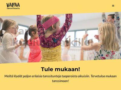 Vapaa Tanssikoulu