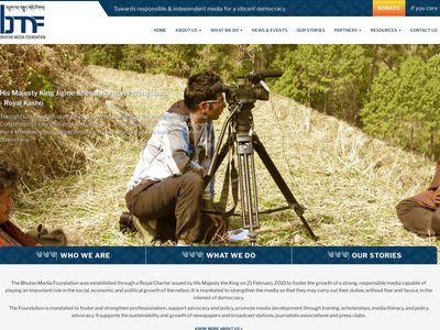 Bhutan Media Foundation