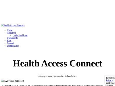Health Access Connect