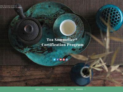 Tea Sommelier Course