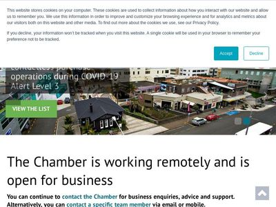 Taranaki Chamber Of Commerce