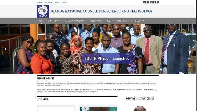 Uganda National Council for Science and Technology