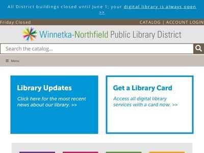 Winnetka-Northfield Public Library District