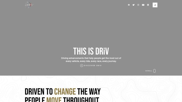 DRiV Incorporated