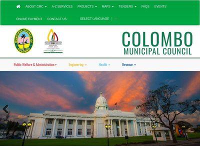 Colombo Municipal Council