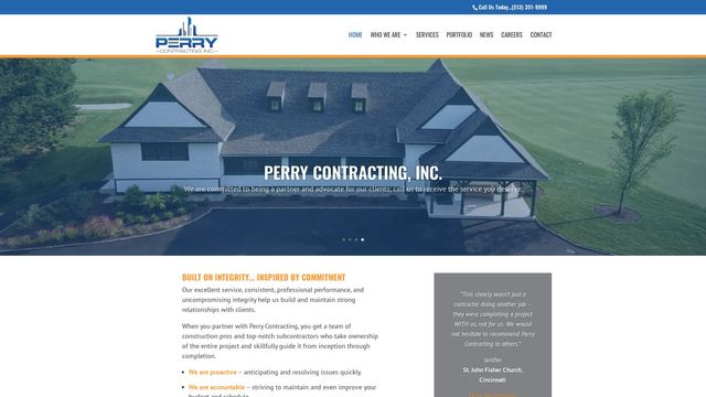 Perry Contracting, Inc.