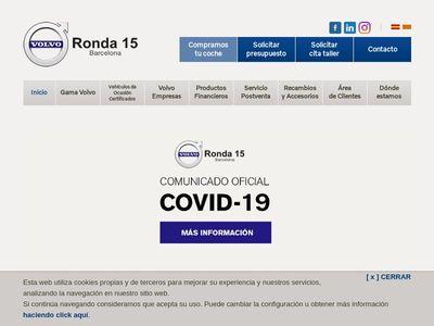 VOLVO RONDA 15