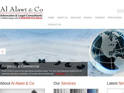 Al Alawi & Co., Advocates & Legal Consultants