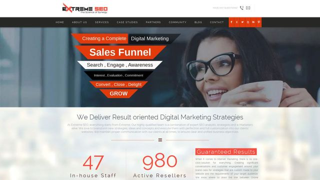Extreme Seo Internet Solutions