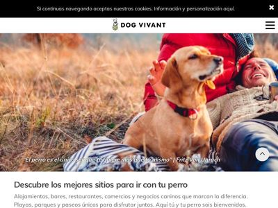 Blog Dog Vivant