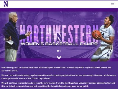 Northwestern University Women'S Basketball Camps