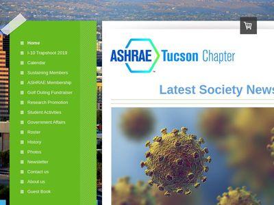 Ashrae Tucson Chapter