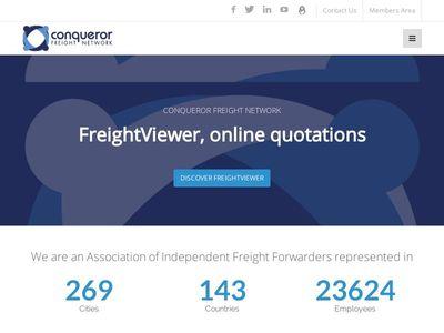 Conqueror Freight Network