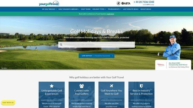 Your Golf Travel Ltd