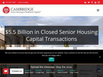 Cambridge Realty Capital Ltd.