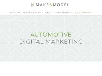 Make & Model Marketing