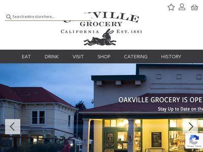 Oakville Grocery.