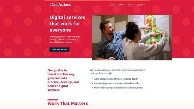 CivicActions, Inc.