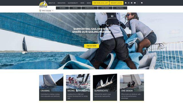 Doyle Sails International Limited
