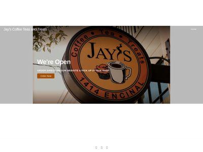 Jay's Coffee Teas and Treats