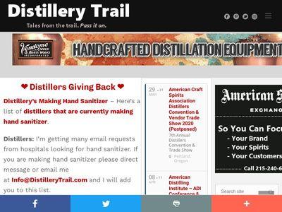 Hamilton Distillery Company Limited