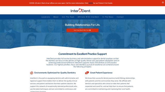 InterDent Service Corporation