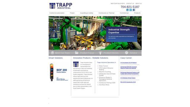 Trapp Industrial - Aida Corp.