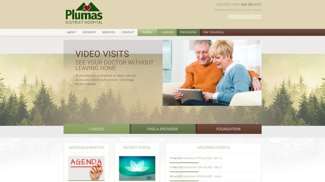 Plumas District Hospital