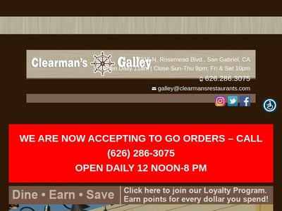 Clearmans Galley