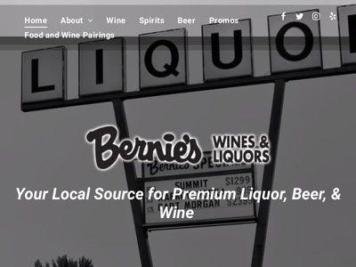 Bernie's Wines and Liquors