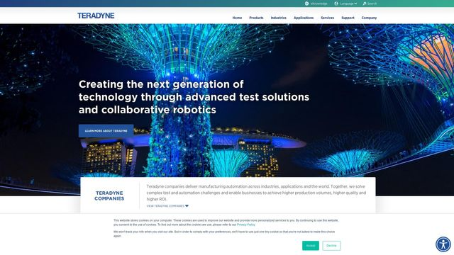 Teradyne Inc.
