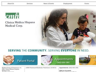 Clinica Medica Hispana Medical Corp.