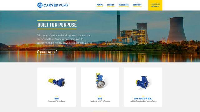 Carver Pump Company