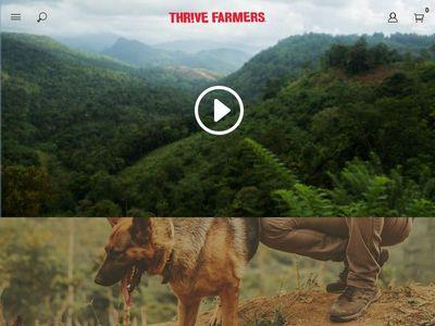 Thrive Farmers International, Inc.