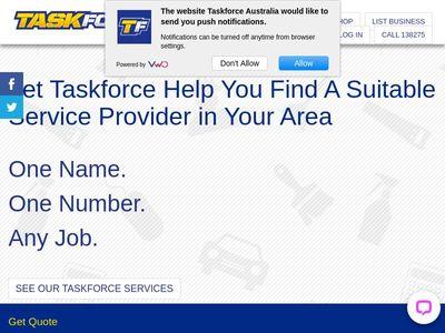 Taskforce Australia Pty Ltd