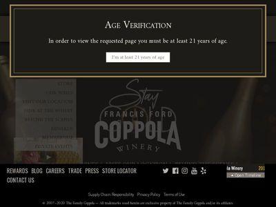 Francis Ford Coppola Presents, LLC