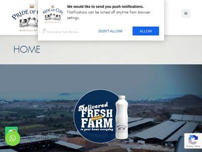 (Bhagyalaxmi Dairy Farms Pvt. Ltd.)
