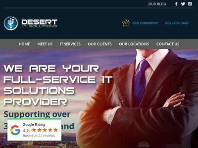 Desert I.T. Solutions, LLC