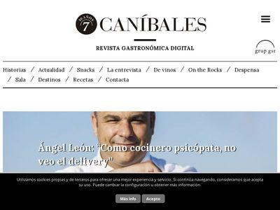 7caníbales.com