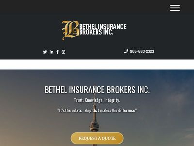 Bethel Insurance Brokers Inc.
