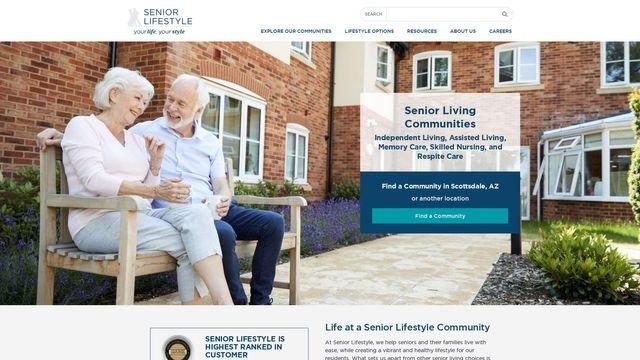 Senior Lifestyle Corporation